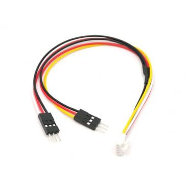 Cable ramificado para Servo Motores (paquete de 5 piezas)