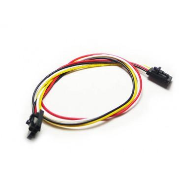 Bloque Electrónico - Cable de 4 hilos totalmente abrochado (5PCs/Paquete)