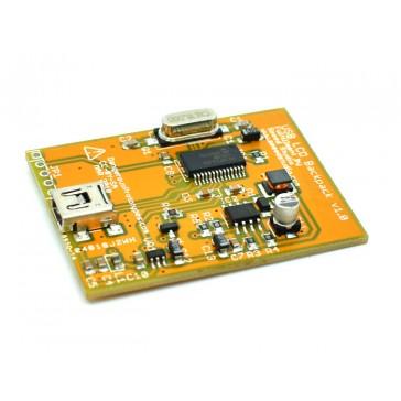 Controlador USB para LCD Nokia a color