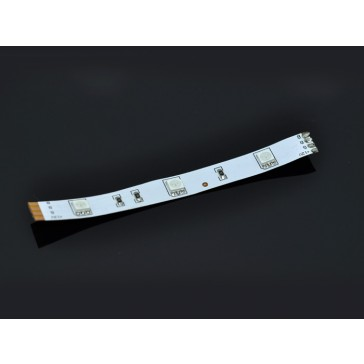 Tira de LED RGB de12V ánodo común de 3W