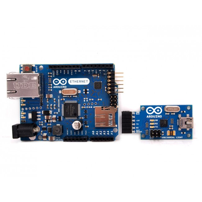 Arduino ethernet usb serial silicio mx