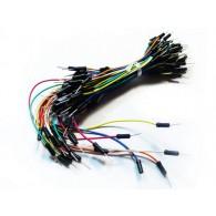 Cables Jumper para Protoboard - (200mm/165mm/125mm/80mm)
