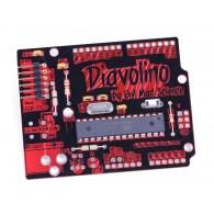 Diavolino - Tarjeta de bajo costo compatible con Arduino (DESCONTINUADO)