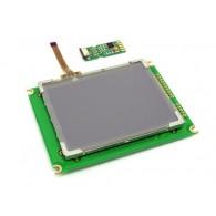 LCD gráfica c/Pantalla táctil de 320*240 y aceleración HW