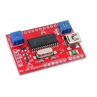 LCD USB - HD44780 - Placa Backpack
