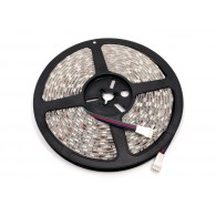 Tira de LED RGB impermeable flexible - 60 LEDs - 1m