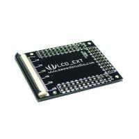 Breakout - Cables LCD tipo FPC de 05mm