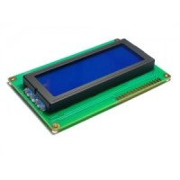 LCD 20*4 caracteres - Luz de fondo blanca