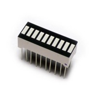 Barra LED de 10 segmentos
