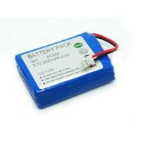 Batería de Iones de polímero de Litio - 3A (DESCONTINUADO)