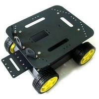 4WD Plataforma robótica para Robot Arduino