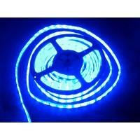 Tira flexible de LED azul impermeable - 60 LED - 1m