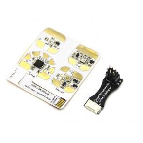 Kit Stickers de Circuitos, Sensores con Microcontrolador