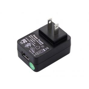 Adaptador de pared USB (Americano) 5VCD 2.1A - FCC UL