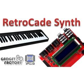 RetroCade Synth Mega Wing