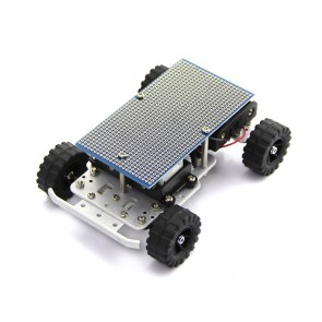 Mr.Basic Mobile Robotic Platform