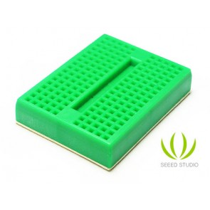 Mini placa de desarrollo de 4.5x3.5CM - Verde