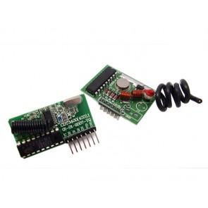 kits de enlace RF de largo alcance 2 km w/codificador y decodificador